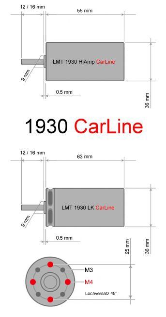 serie 19 carline. Black Bedroom Furniture Sets. Home Design Ideas
